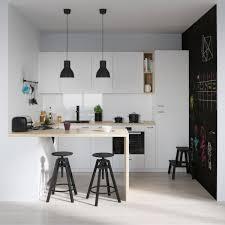 decoration cuisine cuisine noir et blanc idées décoration intérieure farik us