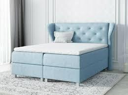 boxspringbett bensa schlafzimmer farbauswahl polsterbett mit
