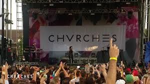 We Sink Chvrches Free Mp3 Download by Dark Circle Room Chvrches Pitchfork Music Festival Chicago