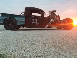 BangShift.com Wow! This Is One Crazy International Harvester Rat Rod ...