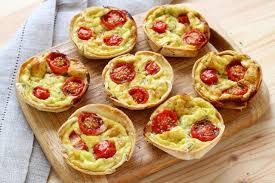 tarte sucree sans pate 10 mini tartelettes sucrées ou salées faciles à faire sans pâte à