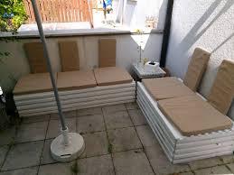 sitzecke für terrasse bauanleitung zum selberbauen 1 2