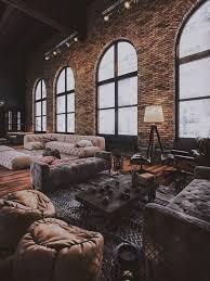 8 industrial style interior design futurisme