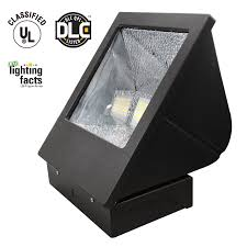 outdoor led wall pack light ul dlc fcc listed torchstar