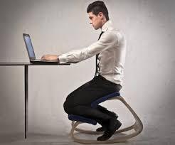 siege assis genou siège assis genoux une chaise ergonomique pour soulager le corps