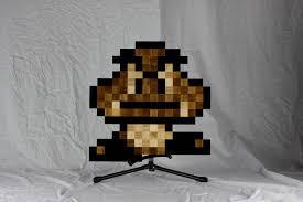 Mario Question Mark Block Hanging Lamp by Mario