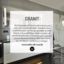 granit im badezimmer tipps zur richtigen pflege granit