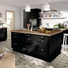 cuisine am駻icaine avec ilot central cuisine americaine avec ilot modele de cuisine genial decoration
