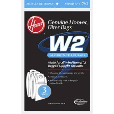 Hoover W2 Allergen Filtration Vacuum Bag