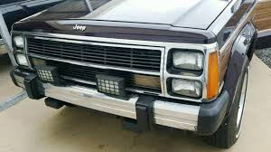 100 Trucks And Cars For Sale On Craigslist StockLooking 1990 Jeep Wagoneer With Bulletproof Armor