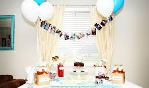 décoration anniversaire 1 an 50 idées mignonnes 50th