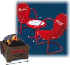 Lake Region RadioWorks - Win A Budwiser Table And Chairs And ... Panton Chair Promotion Set Of 4 Buy Sumo Top Products Online At Best Price Lazadacomph Cost U Lessoffice Fniture Malafniture Supplier Sports Folding With Fold Out Side Tabwhosale China Ami Dolphins Folding Chair Blogchaplincom Quest All Terrain Advantage Slatted Wood Wedding Antique Black Wfcslatab Adirondack Accent W Natural Finish Brown Direct Print Promo On Twitter We Were Pleased To Help With Carrying Bag Eames Kids Plastic Wooden Leg Eiffel Child