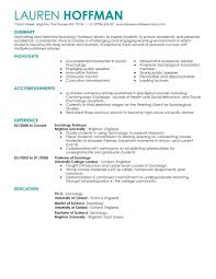 Best Professor Resume Example | LiveCareer Best Professional Rumes New The Most Resume Format Cover Letter Examples Write Perfect Letter Free Maker Builder Visme How To Create A Jwritingscom 2019 Guide Featuring Great Tips To Follow 35 Reference Para All About 17 Things That Make This Perfect Rsum Making Resume For First Job Sarozrabionetassociatscom 1415 How Rumes Look Professional Malleckdesigncom Plain Decoration Make For First Job Simple 8 Cv 77 Build Wwwautoalbuminfo