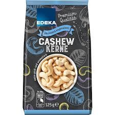 edeka cashews geröstet ohne salz