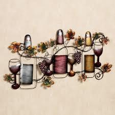 Image Of Luxury Wine And Grape Kitchen Decor