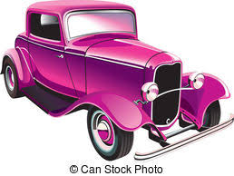Classic Car Clipart And Stock Illustrations 13456