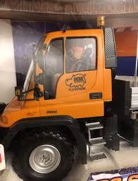 100 Rc Truck Snow Plow Dickie Toys Spieizeug MercedesBenz Unimog U300 RC