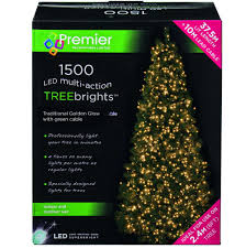 8ft Christmas Trees Artificial Ireland by Premier 1500 Vintage Gold Treebrights For 2 4m Christmas Tree
