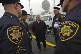 Cops turn their backs on Mayor de Blasio at Liu s funeral NY