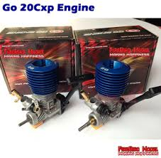 100 Nitro Gas Rc Trucks Original Go Brand 20Cxp 33cc Engine For 110 Scale Sports