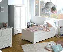 ameublement chambre enfant la chambre de l enfant chambre enfant mel blanche set de 3 meubles