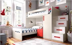 chambre avec lit mezzanine 2 places lit mezzanine lit surélevé secret de chambre