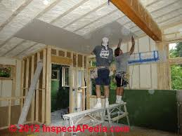 Ceiling Joist Spacing For Gyprock by How To Install Drywall How To Hang U0026 Tape