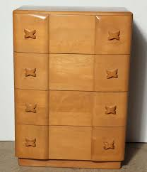 heywood wakefield rio maple dresser at 1stdibs