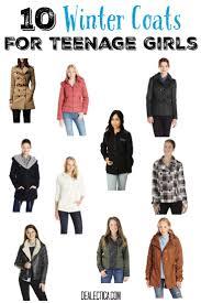 10 Winter Coats For Teenage Girls