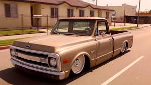 1969 Chevy C-10 (dropped) -