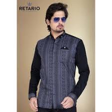 Mens Designer Club Wear Shirt