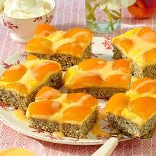 fruchtiger mohn aprikosen kuchen