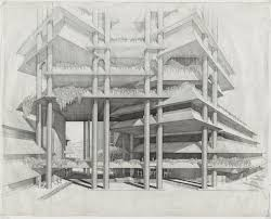 100 Architect Paul Rudolph MoMA