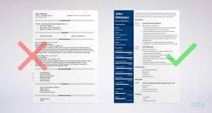 Personal Banker Resume Templates