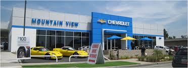 Wel e to Mountain View Chevrolet in Upland near Rancho Cucamonga
