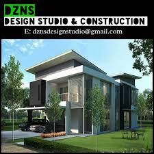 100 Bungalow Design Malaysia Proposed Concept RENOF Gallery