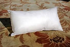 Pottery Barn Decorative Pillow Inserts by Amazon Com 12x24 Lumbar Pillow Form Insert For Pottery Barn Sham