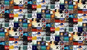 Oceania Smashing Pumpkins Full Album by Little Birdy Tiled Desktop Wallpaper