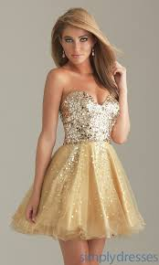 short gold party dress by night moves simply dresses gold