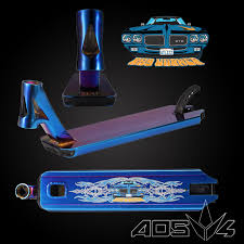 envy scooter deck v4 flipside ridehouse your source for pro freestyle scooters and