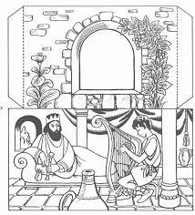 Bible David And Saul On Pinterest