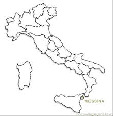 Italy Coloring Pages Free Printable Map Of For Kids Page 1 Rh Nfljerseysespn Info Print Out Simple
