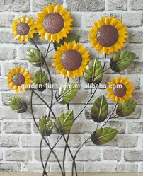 Sunflower Wall Art Home Decor Design Ideas Decal