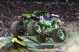 100 Monster Monster Truck Daughter Of Grave Digger Creator Takes Wheel At Jam