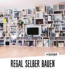 regal max create by obi regal selber bauen bücherregal