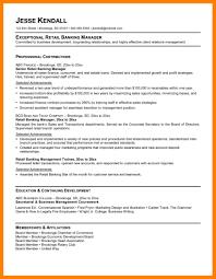 8 Personal Banker Resume Sample
