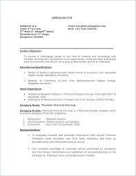Resume Career Objective Examples Retail Good Example Of On Job For Sample Objectives Object