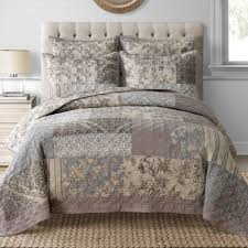 Buy Taupe Twin Quilt from Bed Bath & Beyond