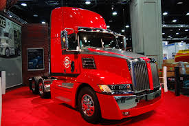 100 Star Trucking Company Western Shows Off 5700XE Changes Executives Fleet Owner