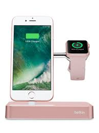 Belkin Valet Charge Dock for Apple Watch iPhone Business